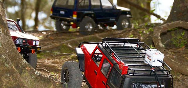 Scale Jeep Wrangler