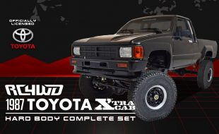 """""""Back To The Trails"""" RC4WD 1987 Toyota XtraCab Hard Body Complete Set Teaser [VIDEO]"""