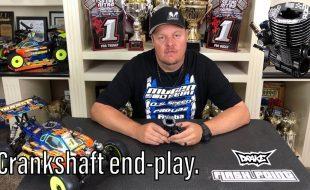 Crankshaft End-Play With Mugen's Adam Drake [VIDEO]