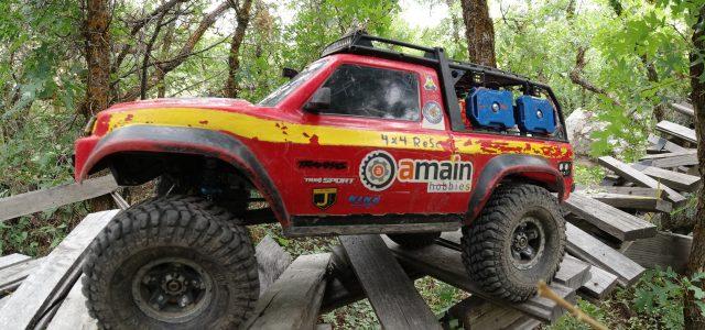 Expedition ready Traxxas Trx4 sport