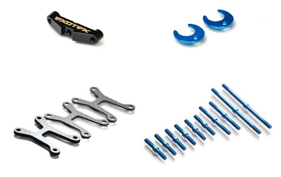 Exotek F1 ULTRA Option Parts