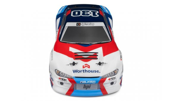 HPI RS4 Sport 3 Drift Team Worthouse Nissan S15