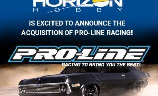 Horizon Hobby Acquires Pro-Line Racing