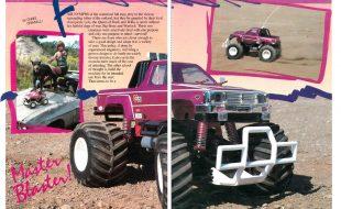 TBT: Kyosho Big Brute monster truck