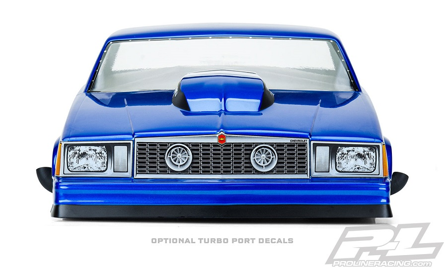 Pro-Line 1978 Chevrolet Malibu Clear Body