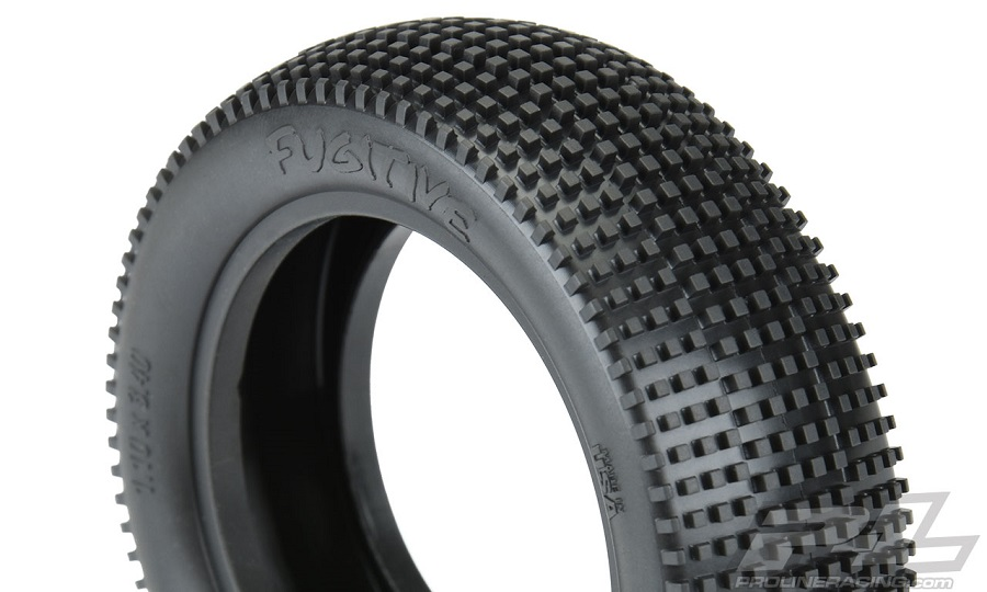 """Pro-Line Fugitive 2.2"""" 2WD/4WD Off-Road Buggy Front Tires"""