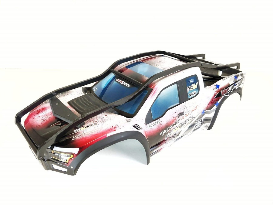 TBR R2 EXO Cage External Roll Cage For The Traxxas X-Maxx