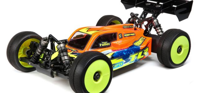 TLR 1/8 8IGHT-XE Elite 4WD Electric Buggy Race Kit