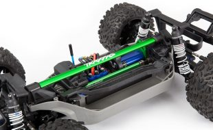 Traxxas Heavy-Duty Chassis Brace For The Slash 4X4 & Rustler 4X4