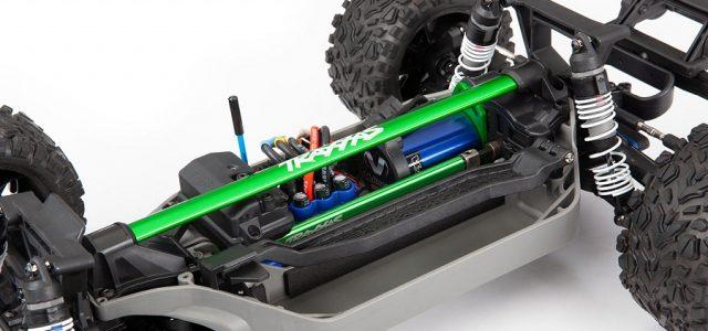 Traxxas Heavy-Duty Chassis Brace For The Slash 4X4 & Rustler 4X4