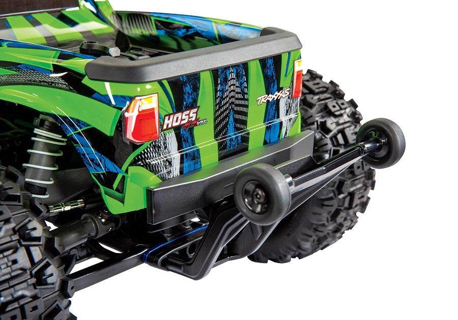 Traxxas Hoss 4X4 VXL Monster Truck
