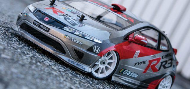FF Power: Tamiya FF03 Honda Civic Type-R R3