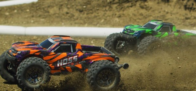 All-Terrain Adventure With The Traxxas Hoss 4X4 VXL [VIDEO]