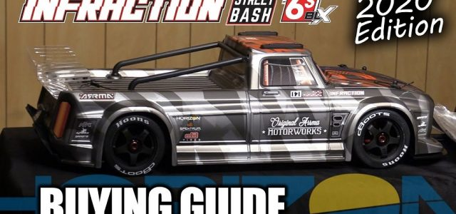 Buying Guide: ARRMA 1/7 Infraction 6S BLX All-Road Truck RTR [VIDEO]
