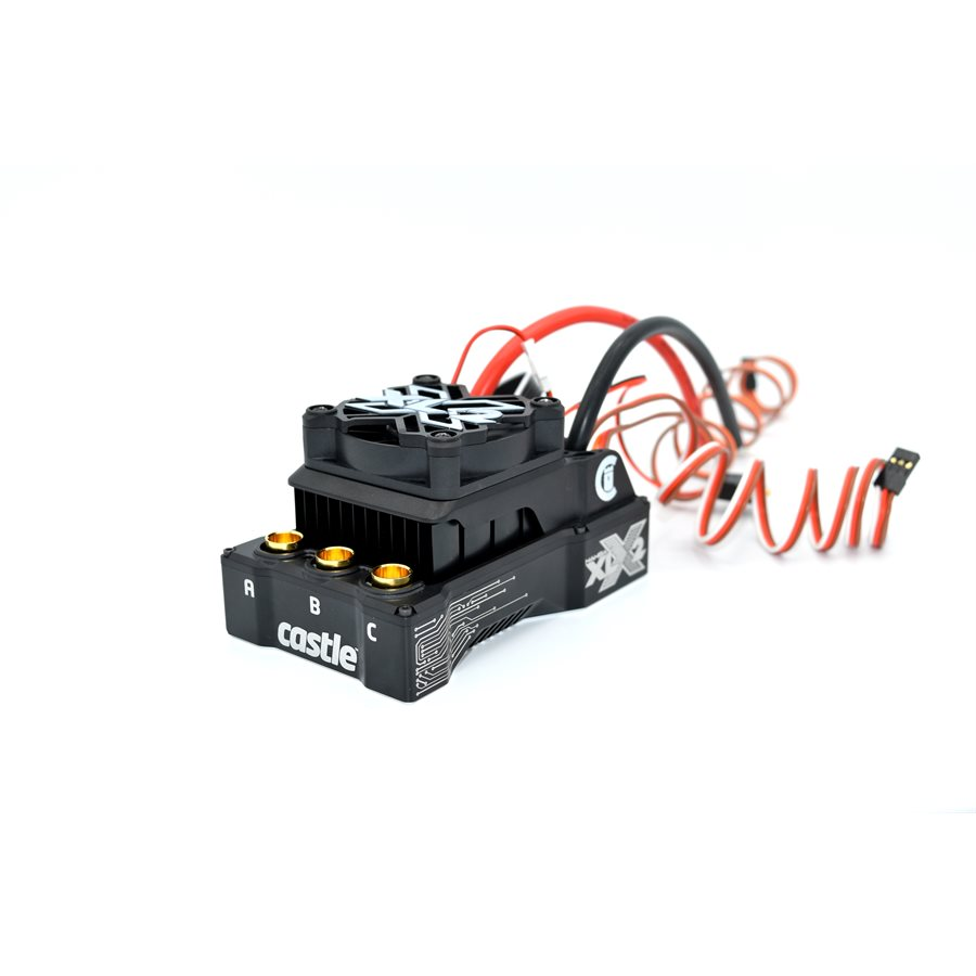 Castle Creations Mamba XLX2 ESC For 1/5 Vehicles