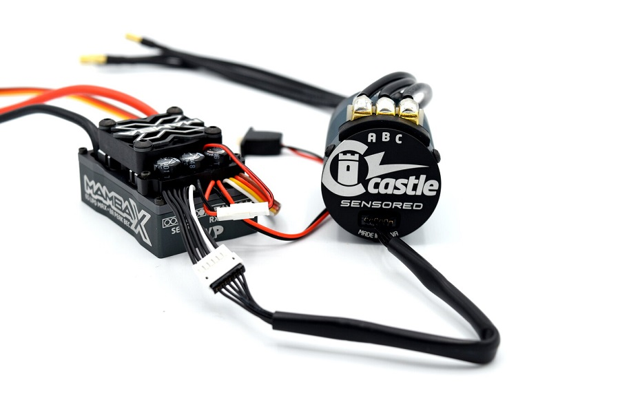 Castle Creations Motor & Direct Connect Sensor Wires