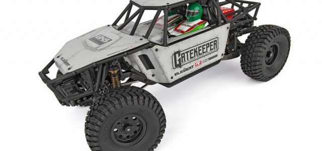 Enduro Gatekeeper Rock Crawler/Trail Truck Builder's Kit [VIDEO]