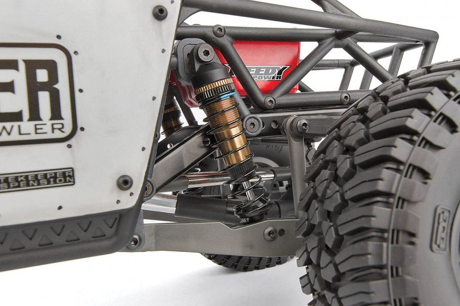 Enduro Gatekeeper Rock Crawler/Trail Truck Builder's Kit