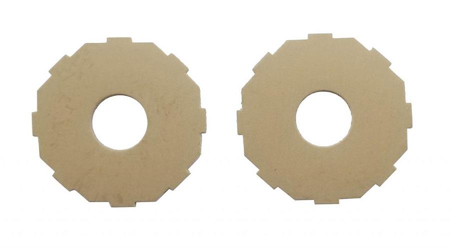 Factory Team Octalock Spur Gears & LCF Slipper Pads