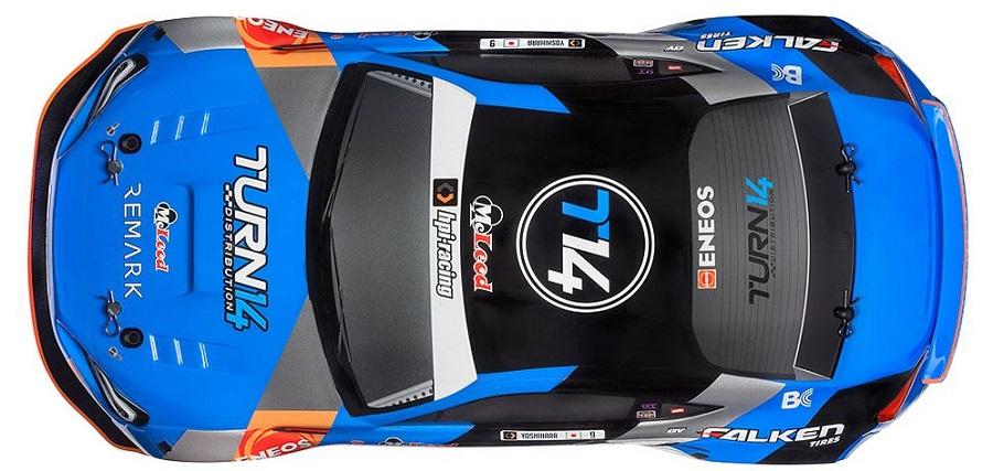 HPI RS4 Sport 3 Drift RTR Dai Yoshihara Subaru BRZ