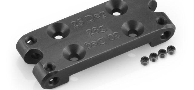 JConcepts B6.2 Steel Front Bulkhead