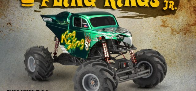 JConcepts Fling Kings Jr 2.2″ Monster Truck Tires