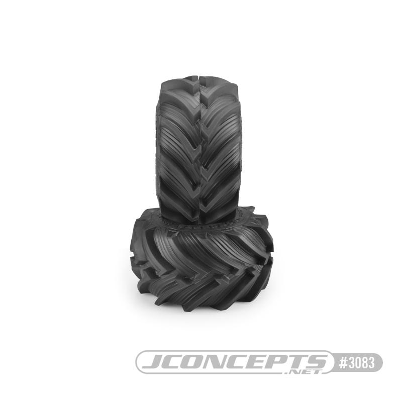 """JConcepts Fling Kings Jr 2.2"""" Monster Truck Tires"""