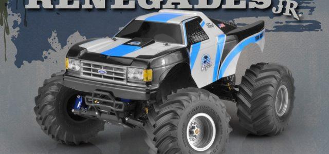 JConcepts Renegades Jr 2.2″ Monster Truck Tires