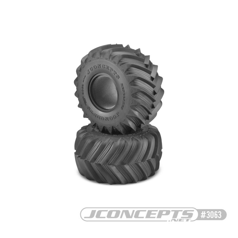 JConcepts Renegades Jr 2.2 Monster Truck Tires