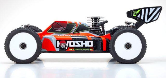 Kyosho INFERNO MP9 TKI4 V2 Readyset