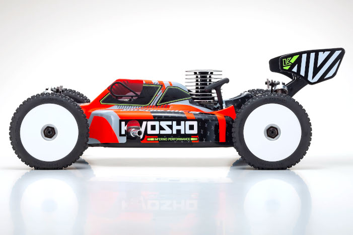 Kyosho INFERNO MP9 TKI4 V2 Readyset