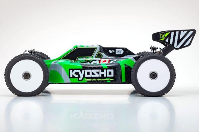 Kyosho INFERNO MP9e Evo V2 Readyset