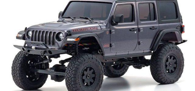 Kyosho MINI-Z 4×4 Jeep Wrangler Unlimited Rubicon Readyset