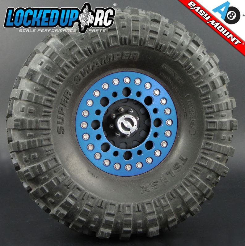 Locked Up RC 1.9 Galaxy Bead Lock Ring