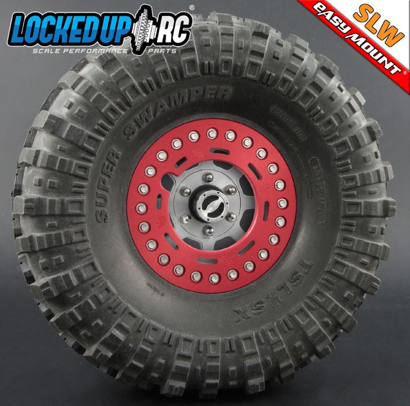 Locked Up RC 1.9 TrailReady Rock Ring