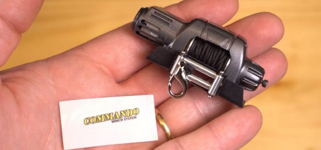 Locked Up RC Installation Of Commando Free Spool Kit [VIDEO]