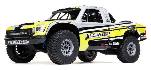 Losi 1/6 Super Baja Rey 2.0 4WD Brushless Desert Truck RTR [VIDEO]
