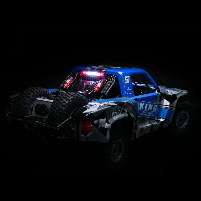 Losi 1/6 Super Baja Rey 2.0 4WD Brushless Desert Truck RTR