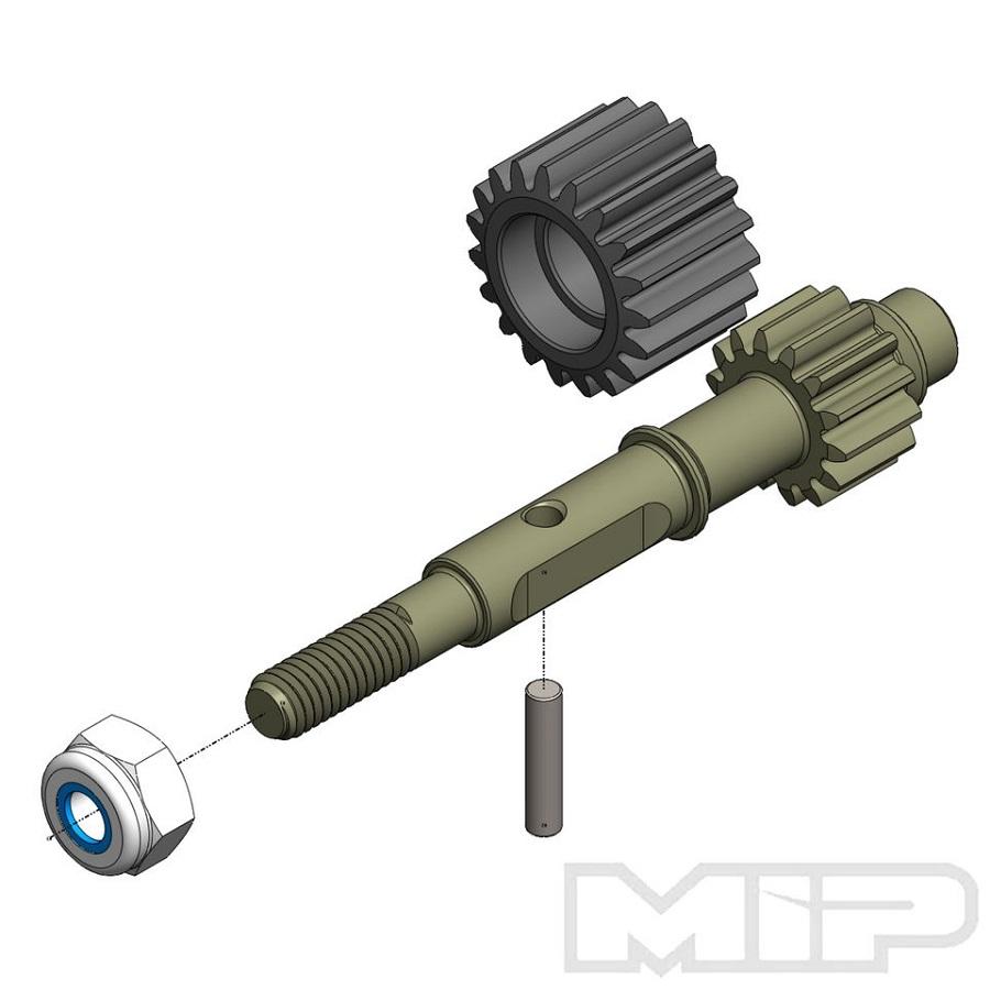 MIP Option Parts For The Losi Mini-T 2.0