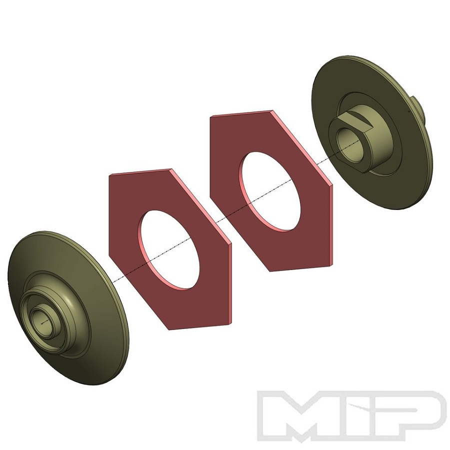 MIP Option Parts For The Losi Mini-T 2.0