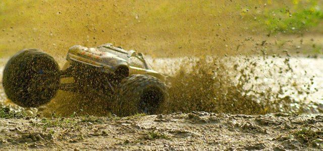 Mud Day Adventure With The Traxxas E-Revo [VIDEO]