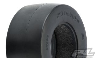 Pro-Line Big Daddy Wide Drag Slick SC Drag Racing Tires