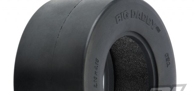 Pro-Line Big Daddy Wide Drag Slick SC Drag Racing Tires
