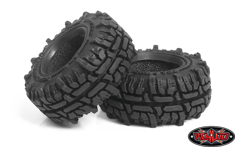 "RC4WD Interco Super Swamper TSL Thornbird 1.0"" Scale Tires"