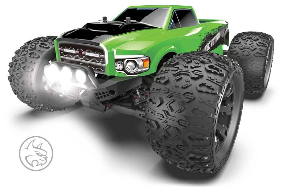 Redcat Racing RC-MT10E 1/10 Monster Truck RTR