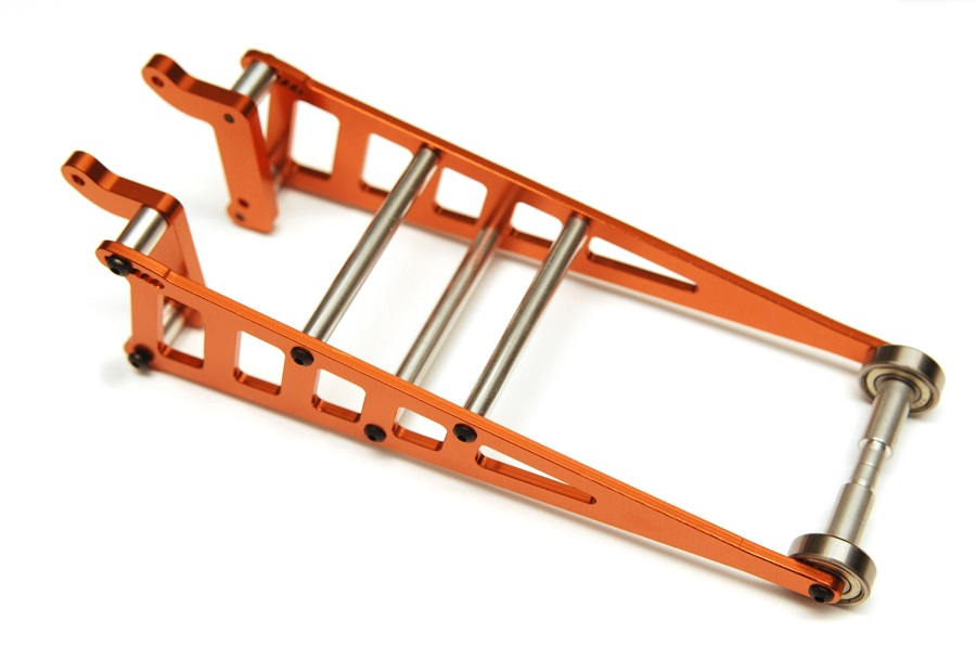 STRC Aluminum Wheelie Bar Kit For The DR10