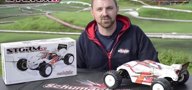Schumacher Storm ST 1/10 RC Stadium Truck [VIDEO]