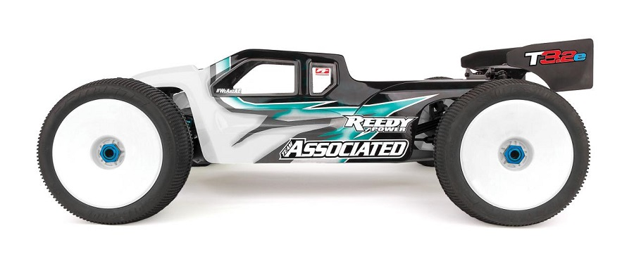Team Associated RC8T3.2e Team Kit
