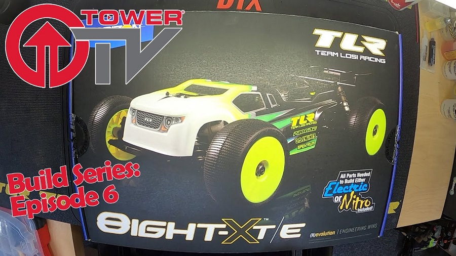 Tower TV 8IGHT-XT Build Episode 6