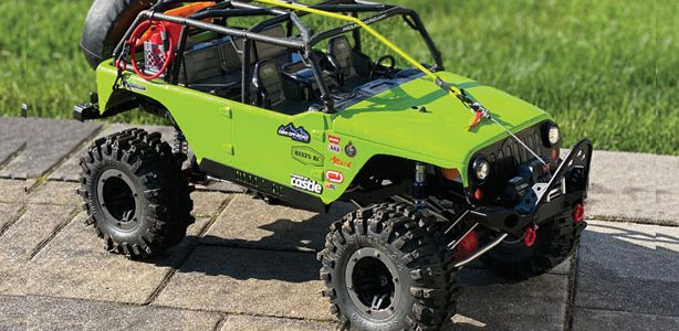 Jacked and Juiced – An Inspired Return To RC After Nearly 20 Years